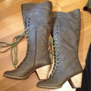 Brown Boots NWOT